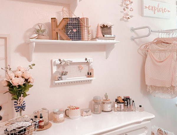 cute and practical room decor for spring 2020 that is girly and affordable