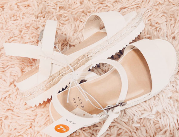 womens white rianne espadrille sandals for 2020 under $35 from target