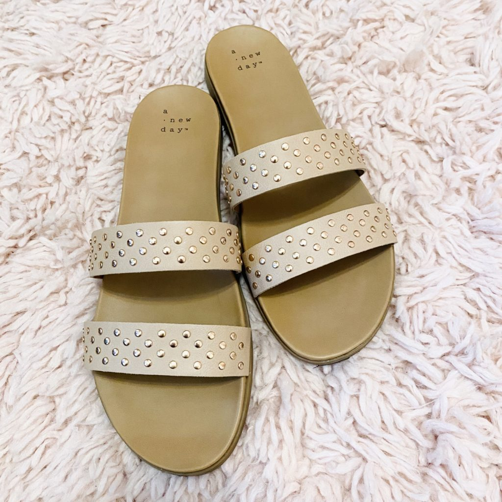 affordable summer sandals from target |