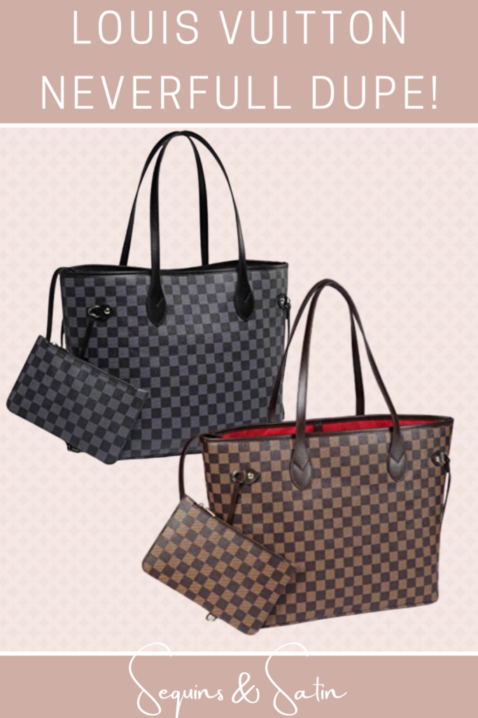 Best Louis Vuitton Neverfull Dupes From Walmart Under $50