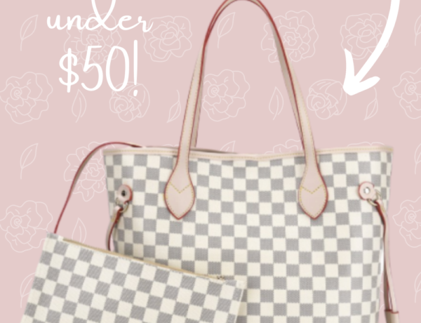 Best Louis Vuitton Neverfull Dupes Under $50 | Walmart Fashion Finds