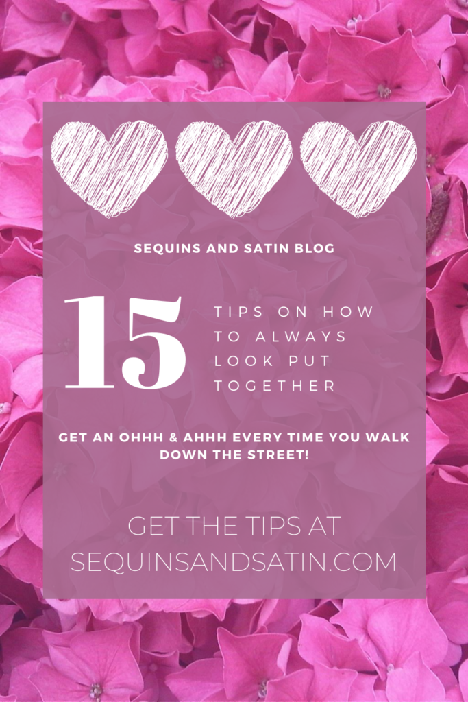 How to always look put together, 15 outfit tips to always look stylish