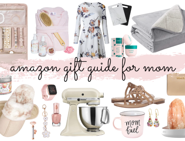 amazon gift guide for mom