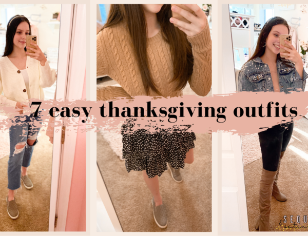 easy thanksgiving outfits