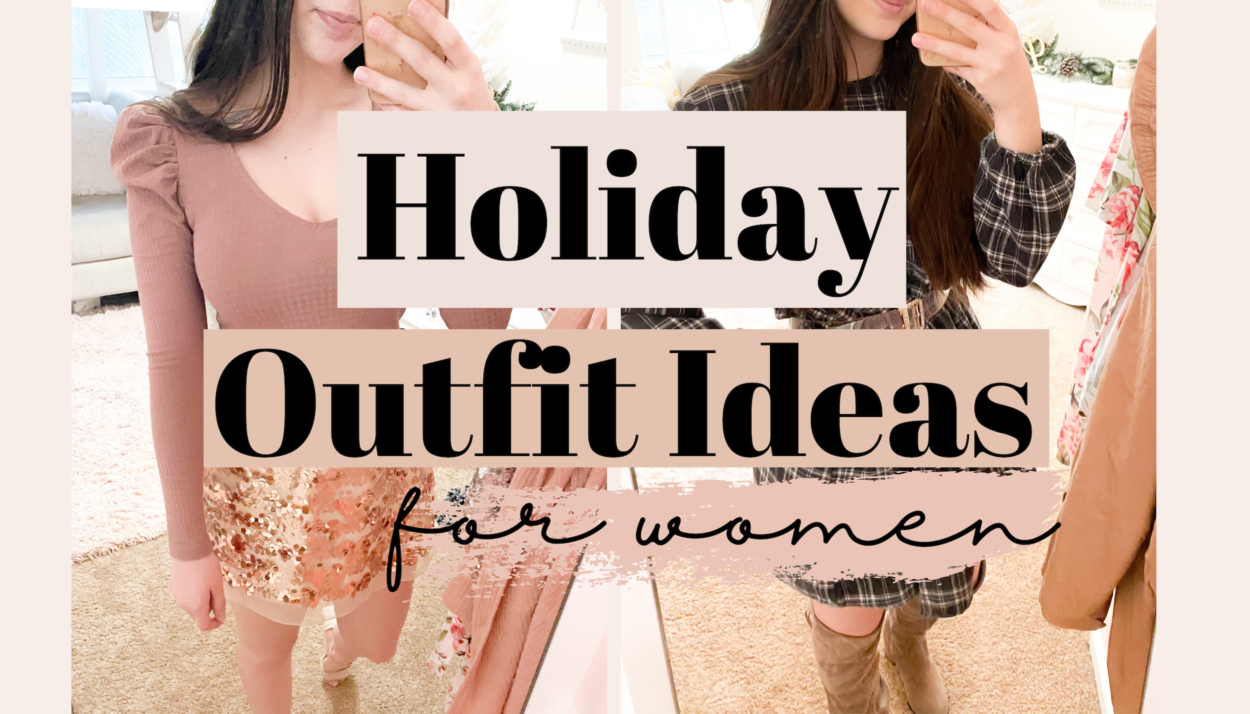 holiday outfit ideas for women