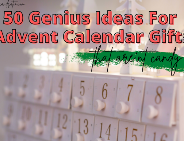 ideas for advent calendar gifts