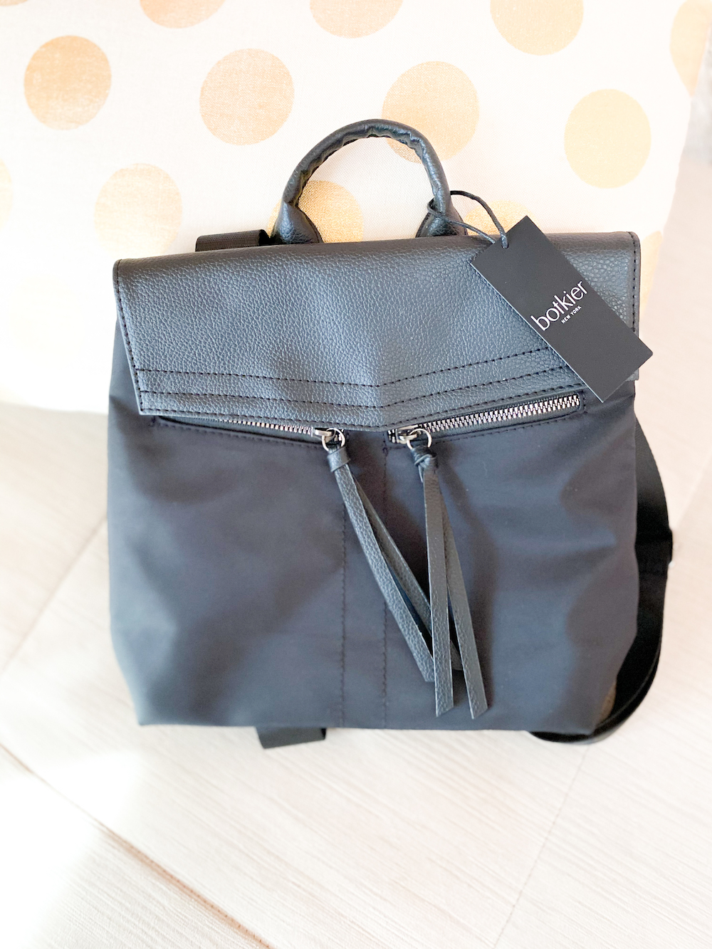 botkier mini backpack review
