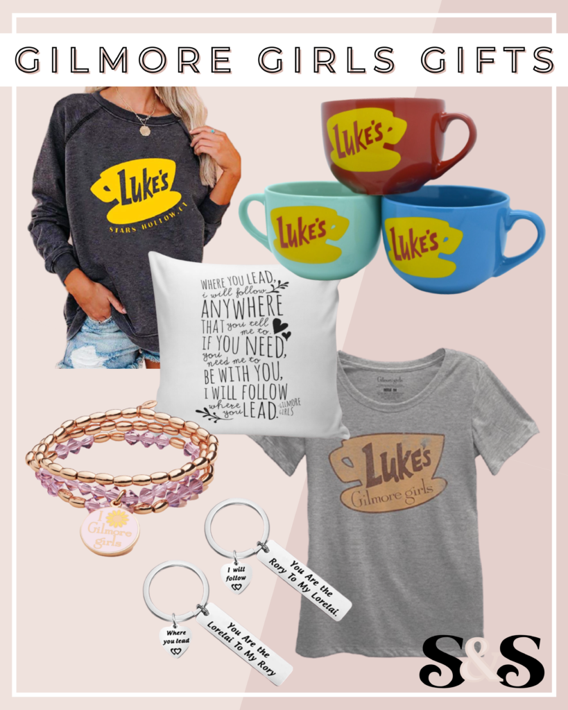 gilmore girls gifts, gilmore girls gift ideas