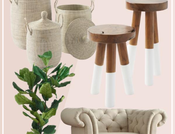 minimal home decor items