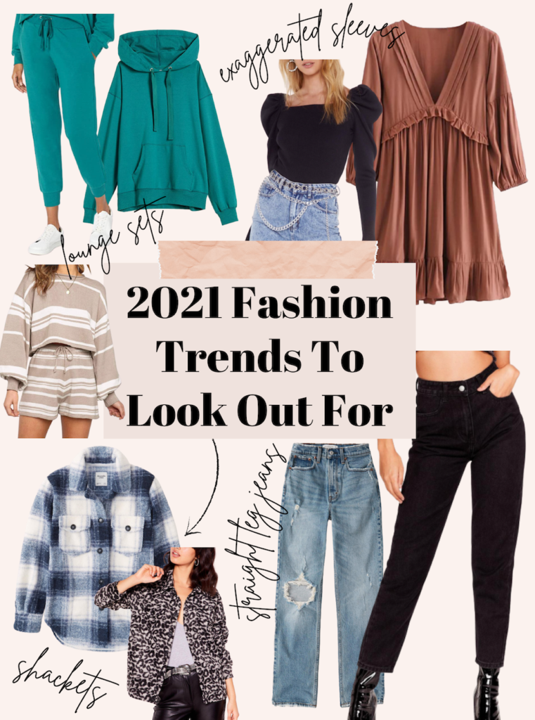 2021 fashion trends