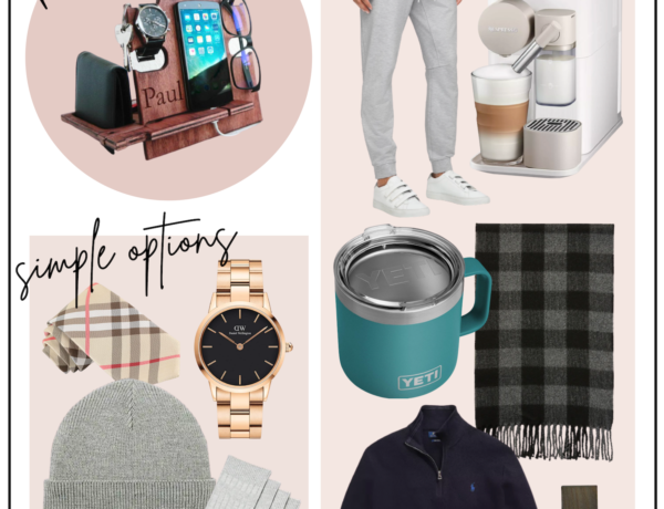 Valentines day gifts for men. valentines day gifts for him, vday gift guide, valentines gift guide for him