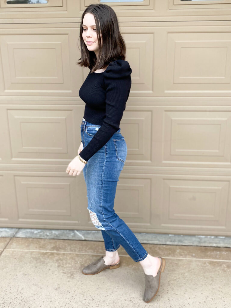 basic outfit with jeans, jeans outfit