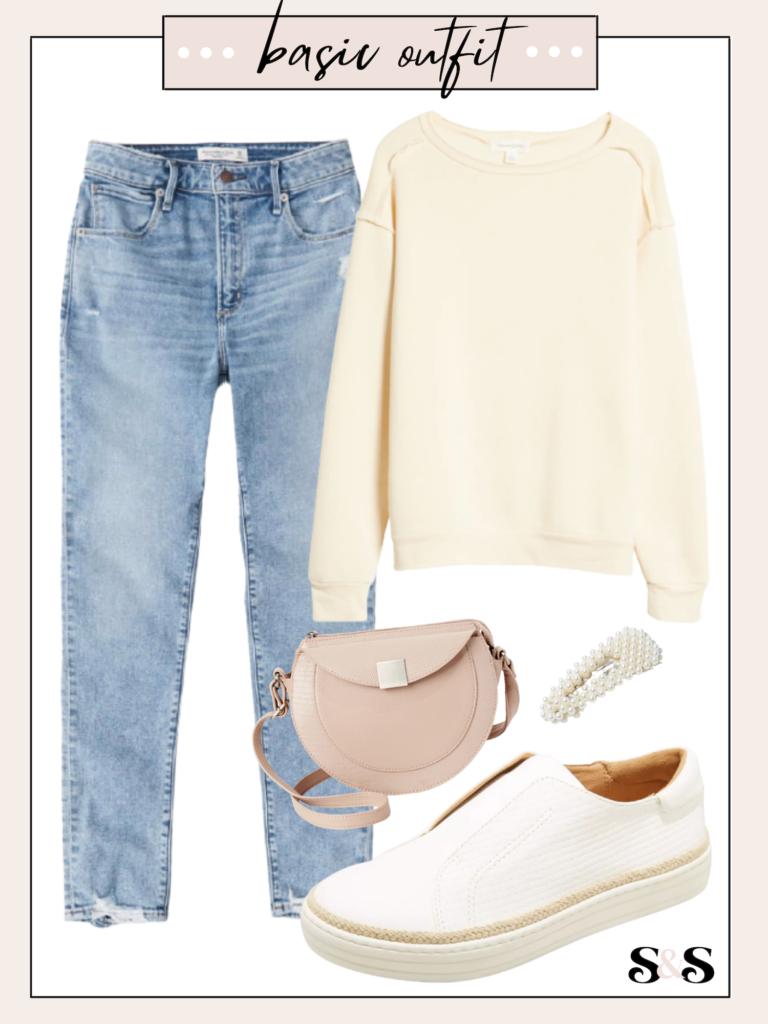 basic outfit idea