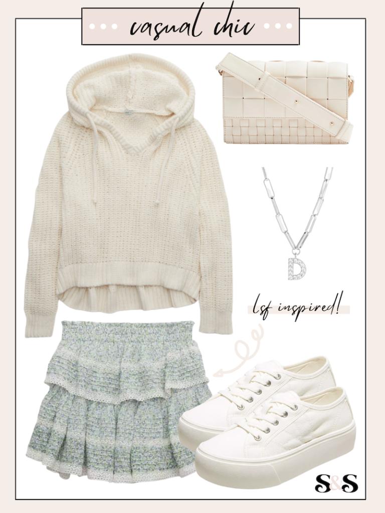 lsf inspired skirt