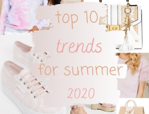 top 10 trends for summer 2020 in womens fashion plus shoppable options