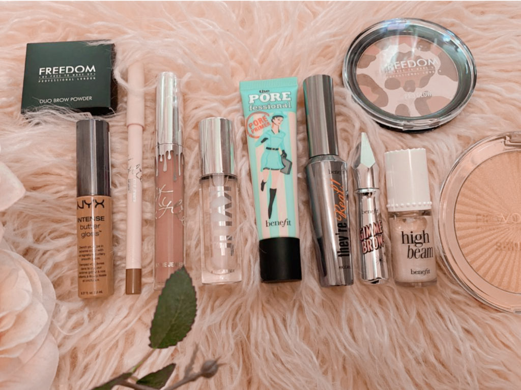 the best affordable beauty products ~ girly and pink fashion blog ~ sequins and satin ~ cheap makeup beauty products