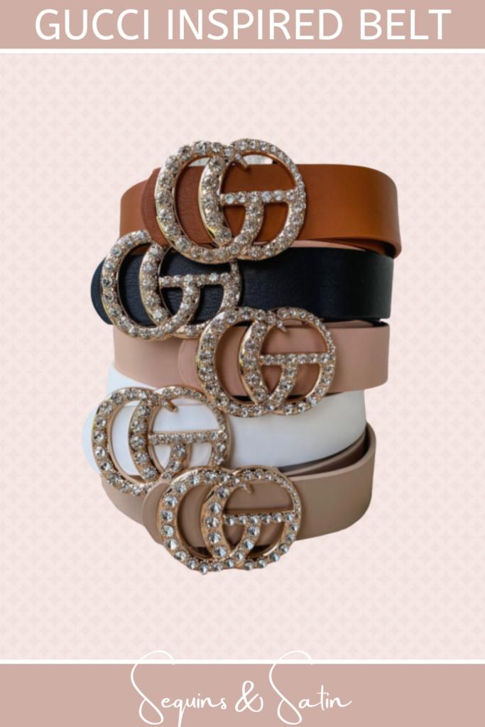 gucci inspired belts, designer dupes, gucci belt dupe