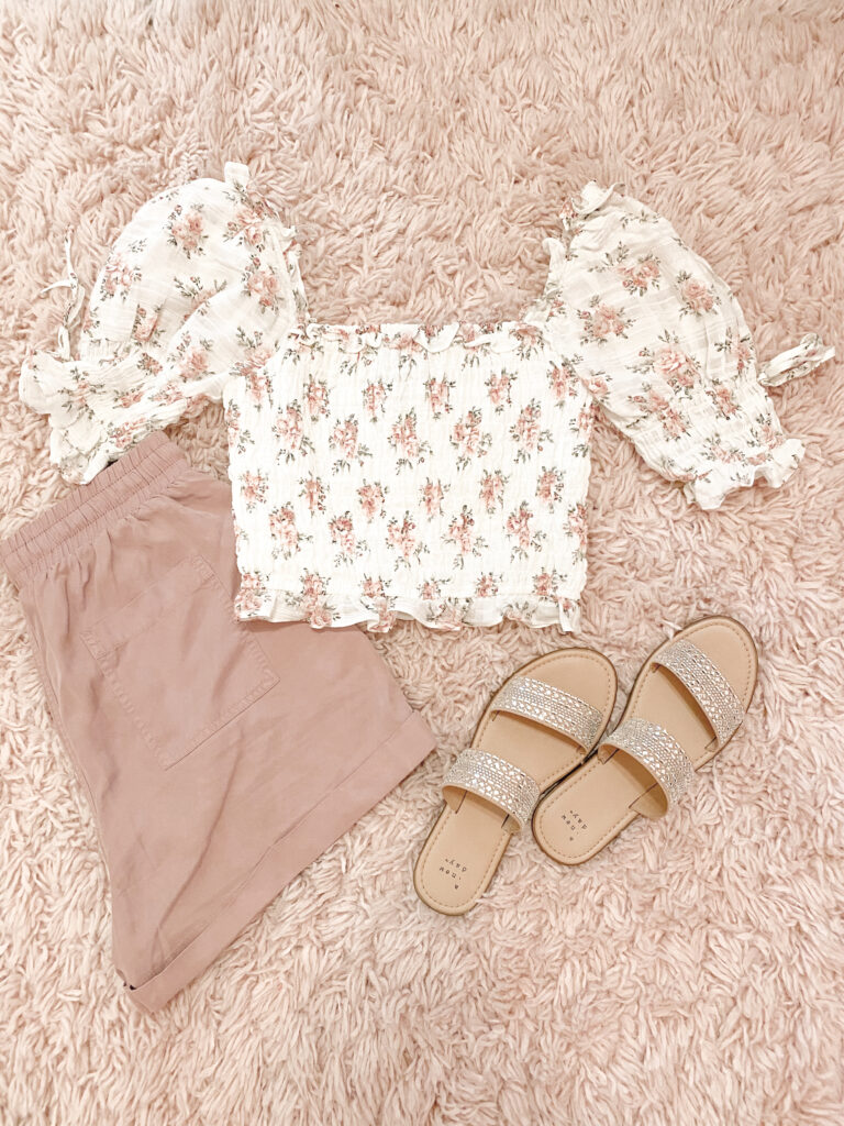 shabby chic outfit