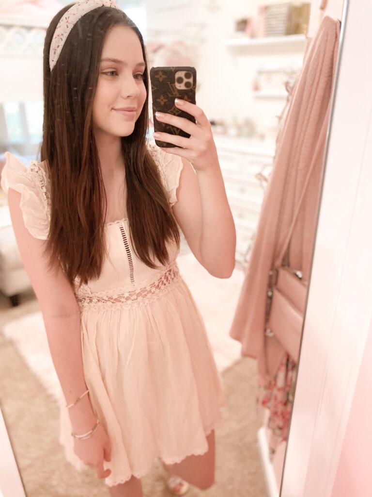 free people dress dupe under $25 | verona dress dupe