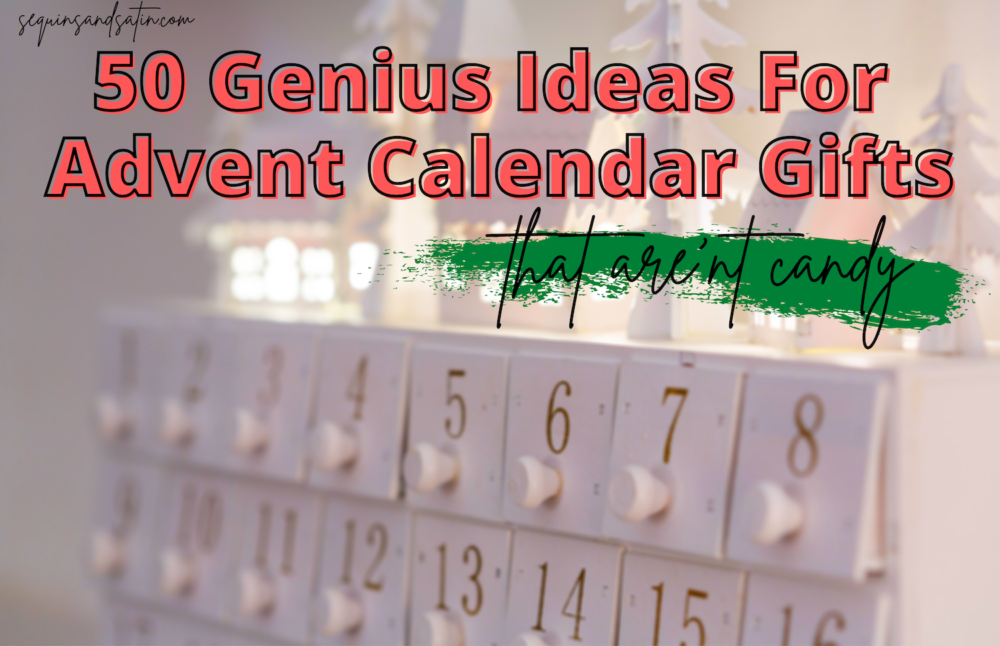 ideas for advent calendar gifts, advent calendar gifts, advent calendar fillers, advent calendar gifts, advent calendar gift ideas