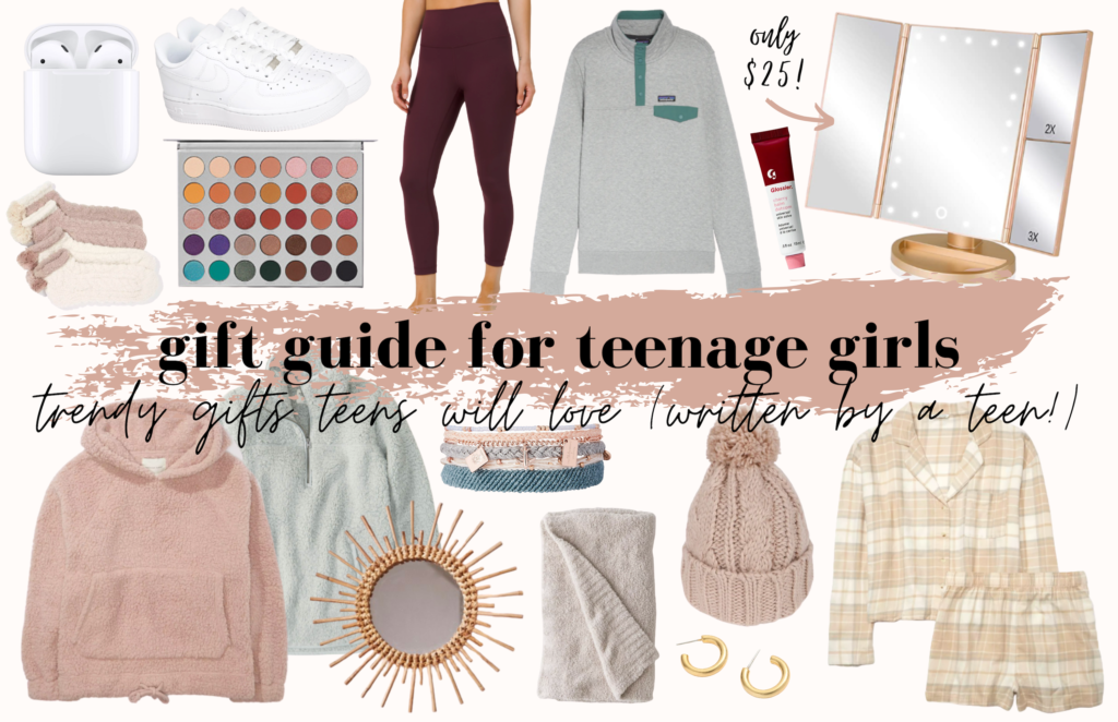 teenage girl gift guide