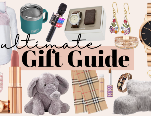 gift guide, ultimate gift guide, holiday gifts, holiday gift guides, gift guide for everyone