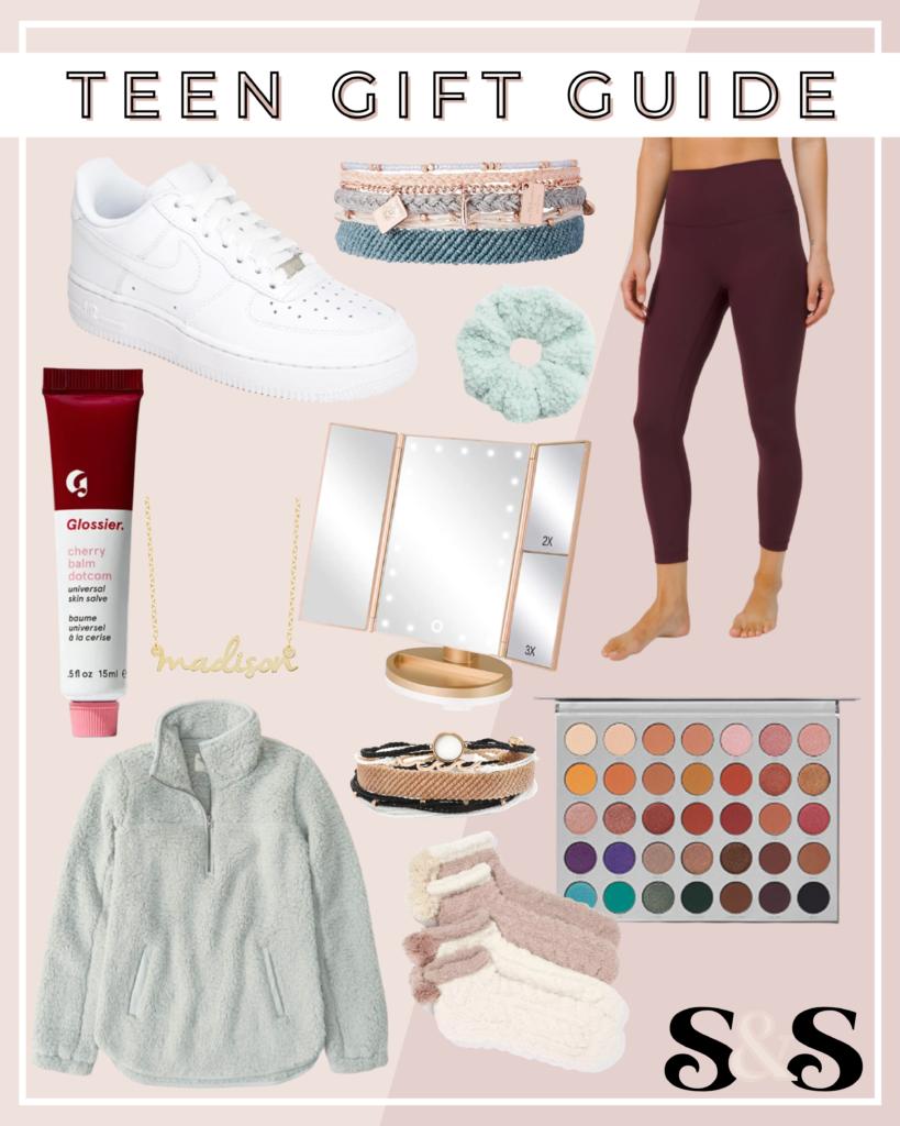 teen gifts, teen girl gift ideas, teen girl gift guide, teen girl gifts