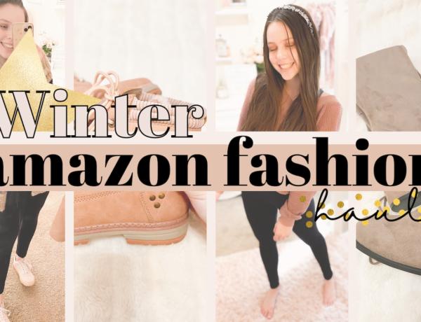 winter amazon fashion haul, amazon fashion, amazon finds, amazon haul