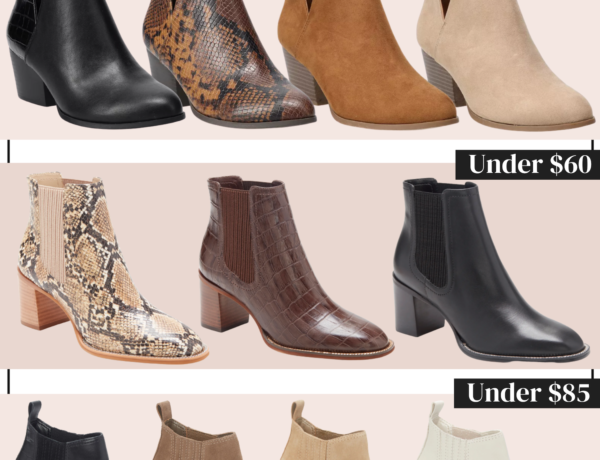 ankle booties guide, affordable ankle booties, ankle booties, best ankle booties, best booties
