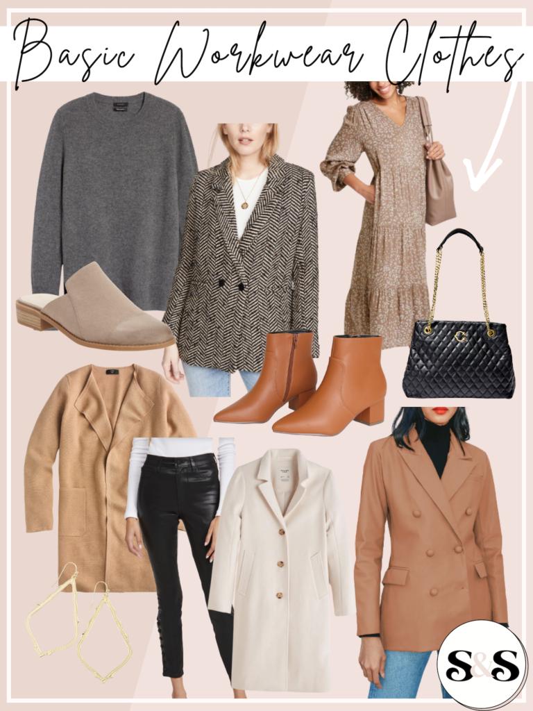 Basic workwear clothes