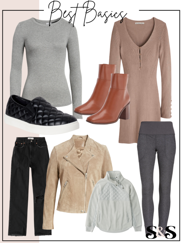 best basic clothing pieces