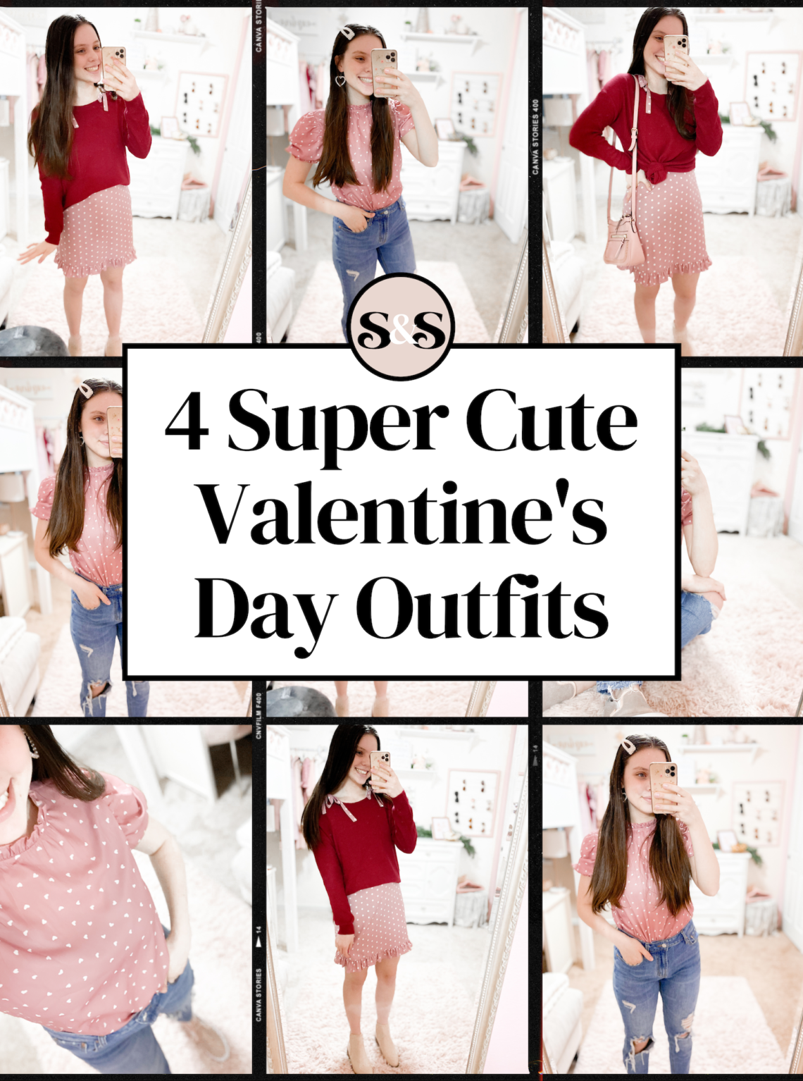 cute valentines day outfits