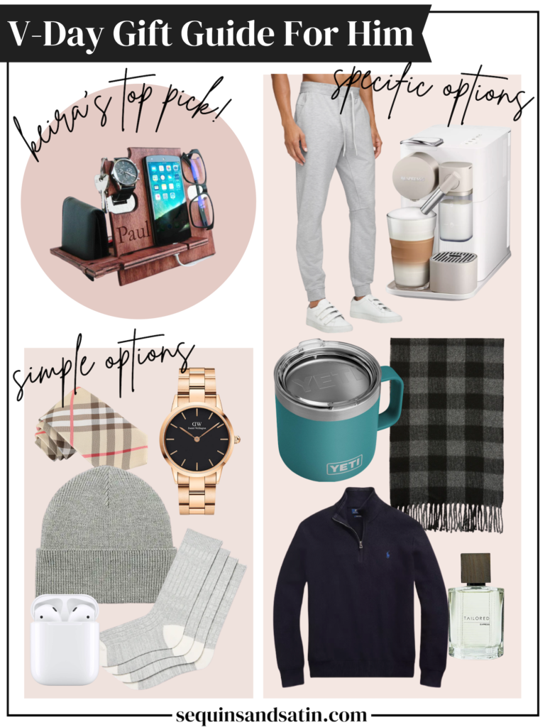 Valentines Day Gifts For Men