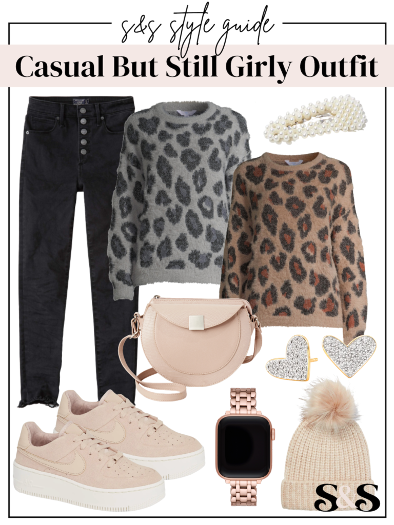 casual outfit, girly outfit