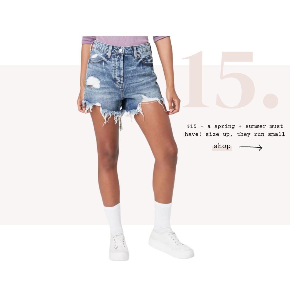 target-find-denim-shorts