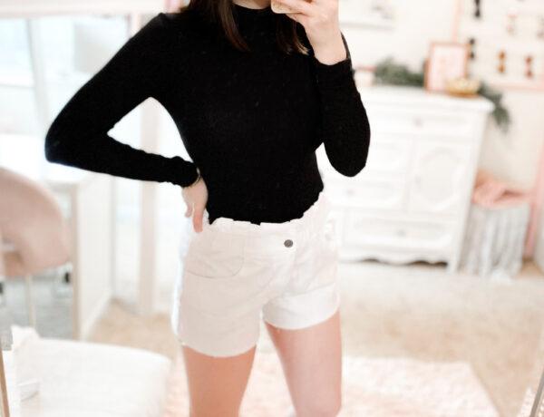 best white shorts