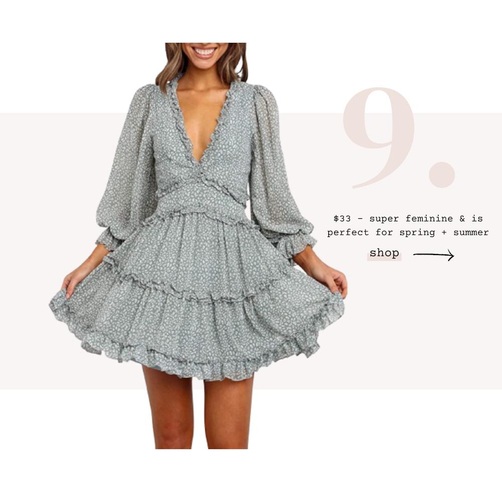 9-amazon-fashion-ruffle-dress