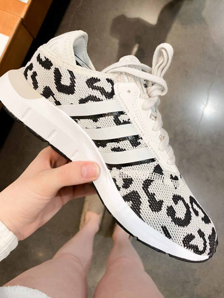 Adidas Leopard Sneakers