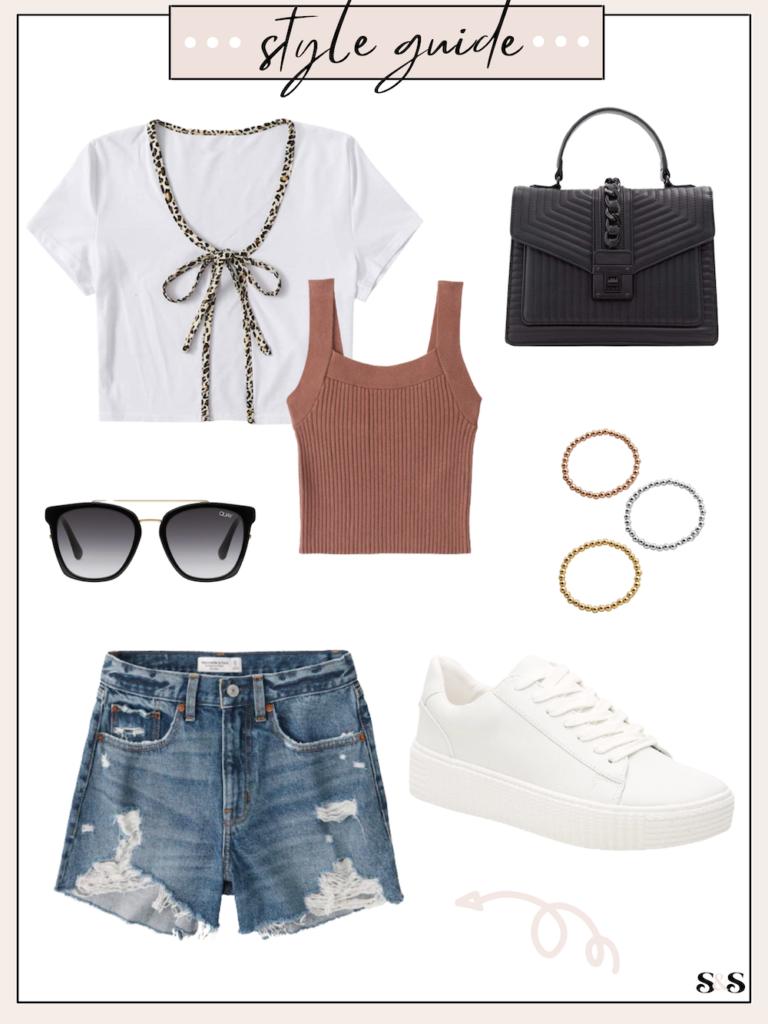 Black Purse Outfit