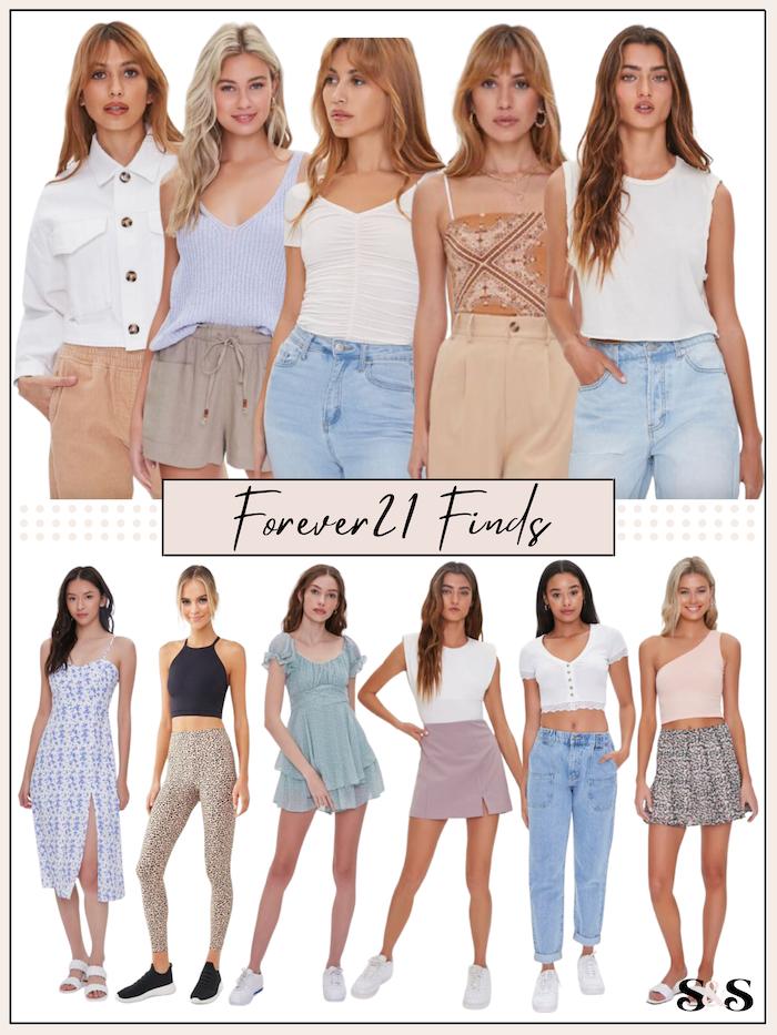 forever21 finds