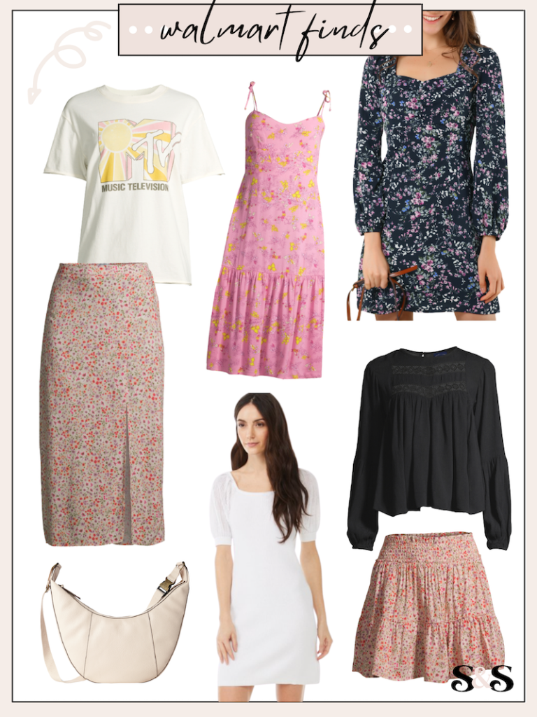 spring walmart style finds
