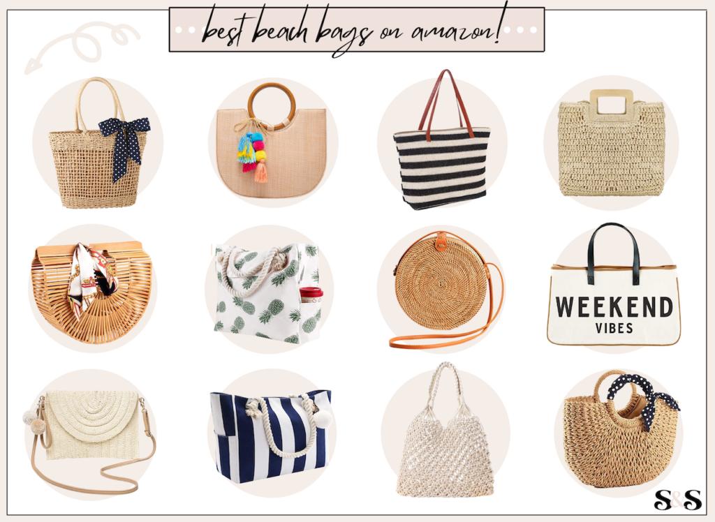 best beach bags on amazon