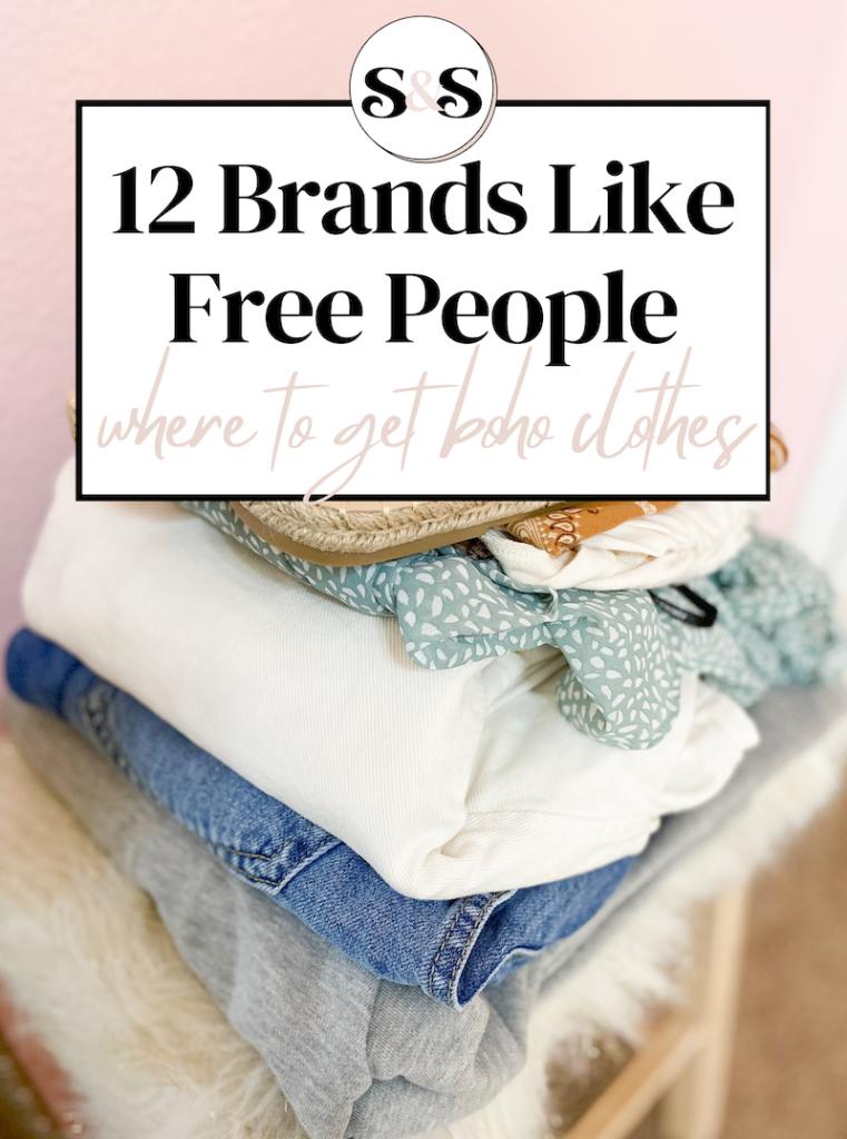 brands like free people