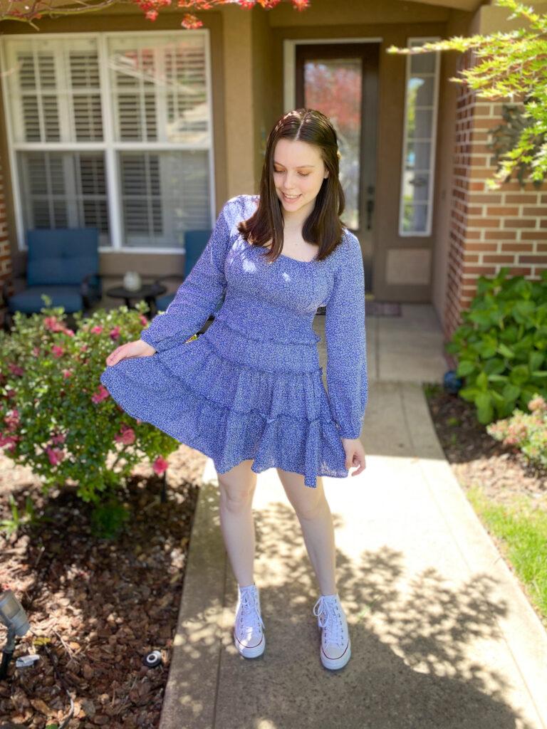 summer amazon dress