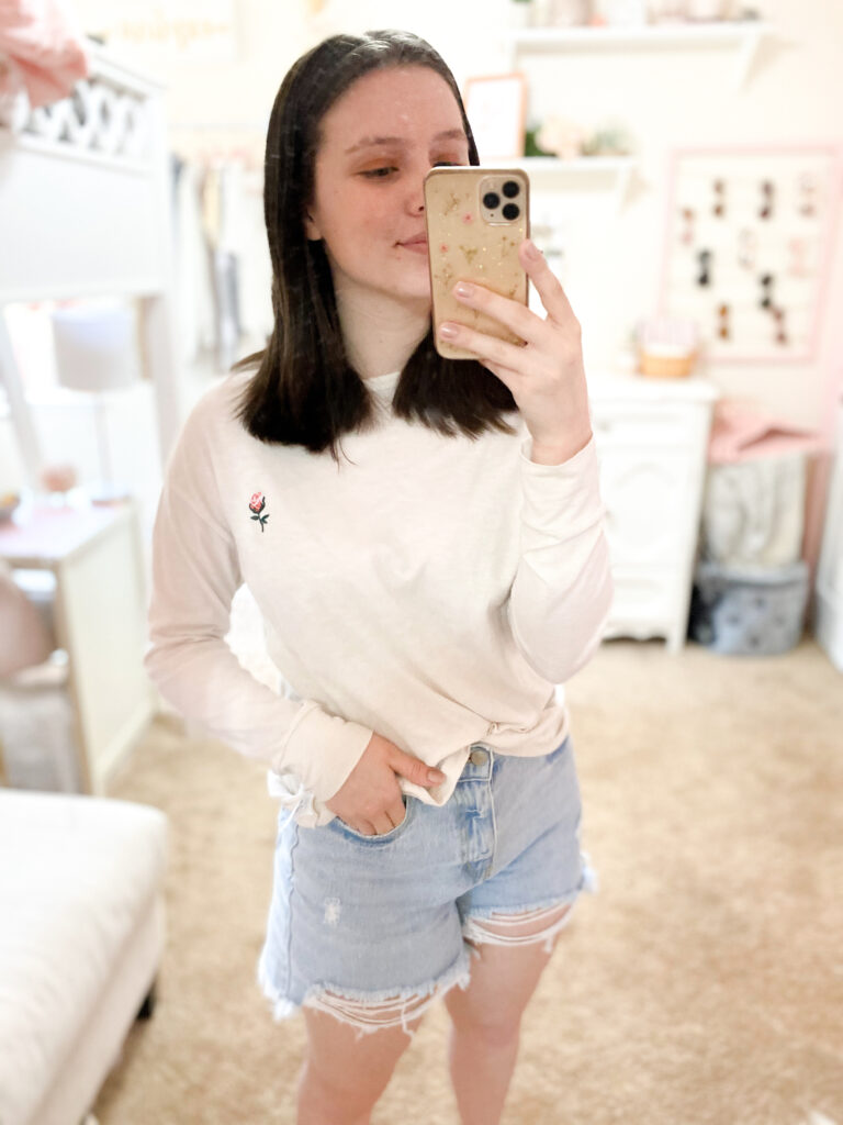 minimal spring outfits