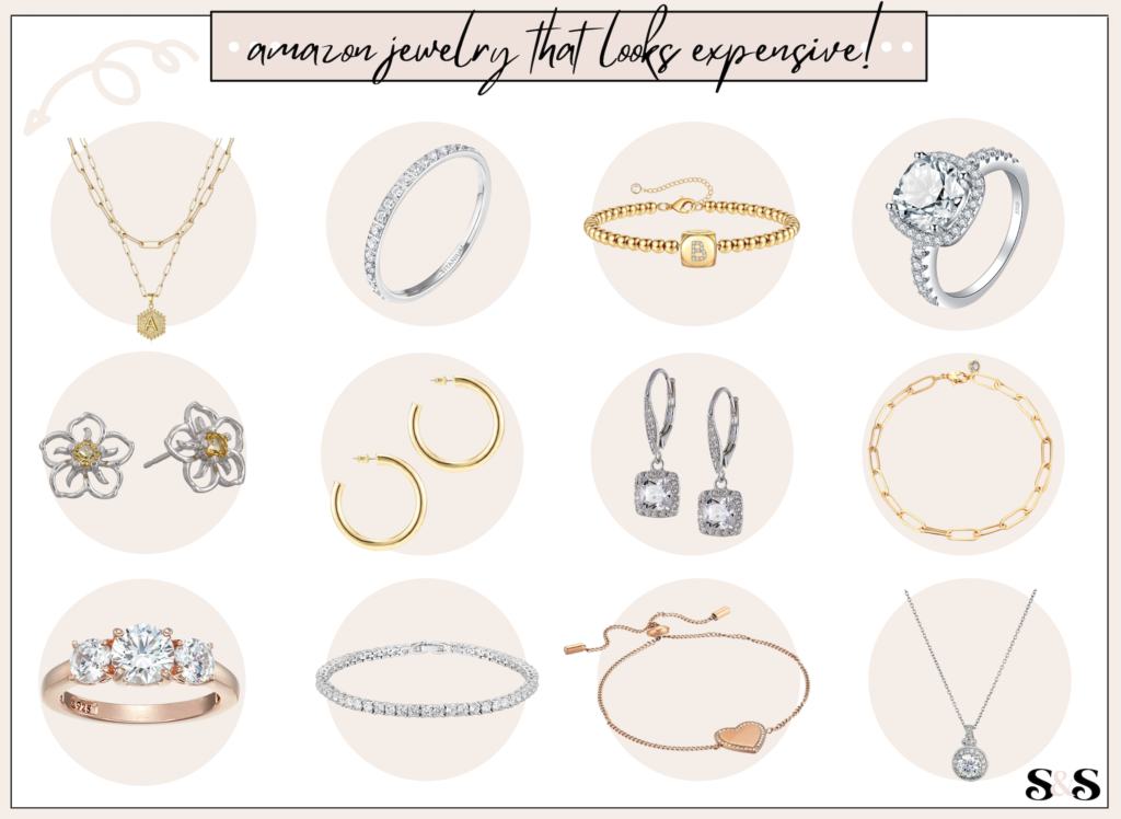 best cheap amazon jewelry that looks expensive