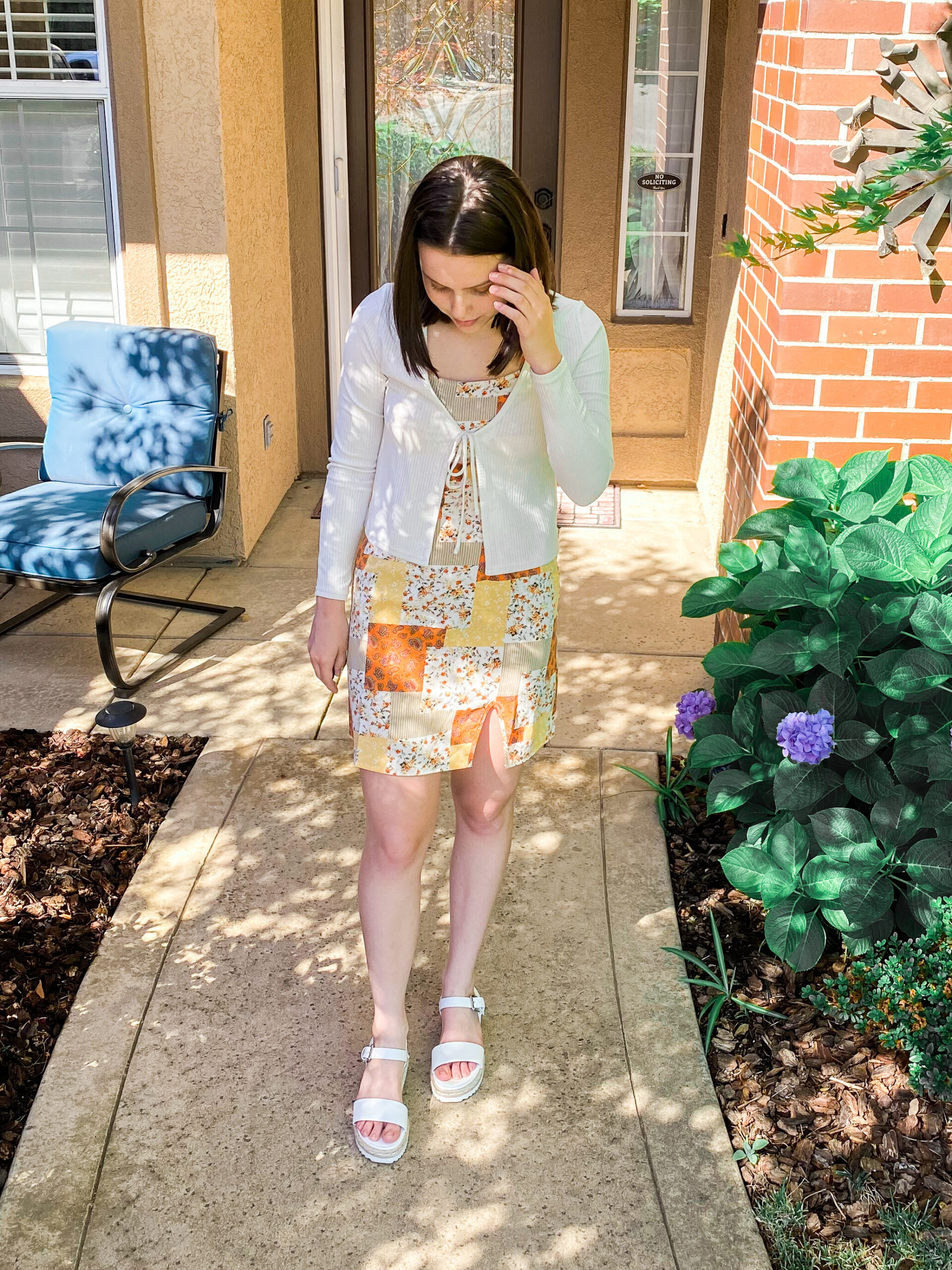patchwork-dress-outfit