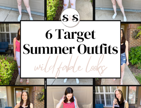 target summer outfits