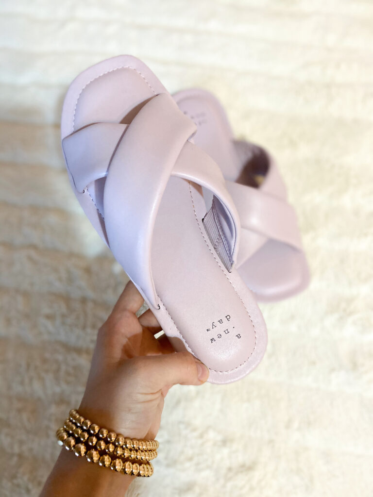 target style sandals