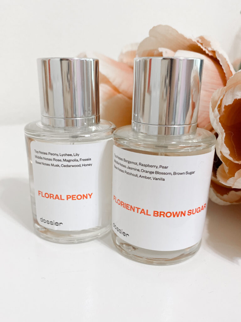 dossier perfumes